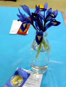Horticulture Division class 4 Cut specimen from bulb plant