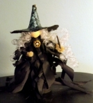 Witch Doll Pin