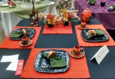Table exhibit